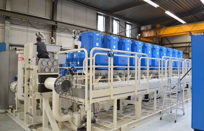 4 MW Hydraulic Power Unit