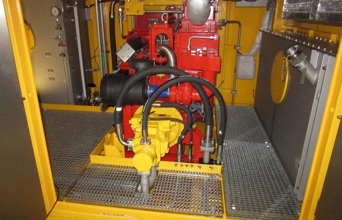 Diesel Driven HPU ATEX zone2