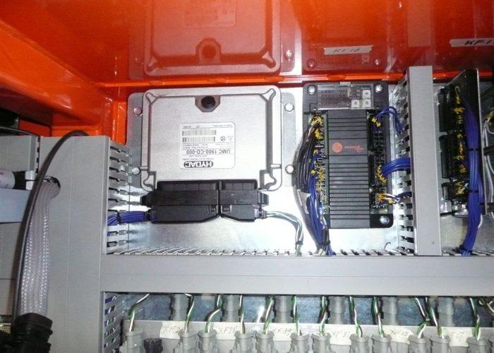TTC Controller for AGV
