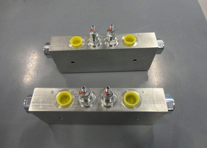 manifold blocks